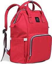 Best diaper bag backpack red Reviews