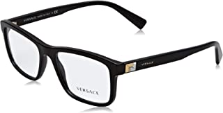 Men's VE3253 Eyeglasses 55mm, Black, 55/17/145
