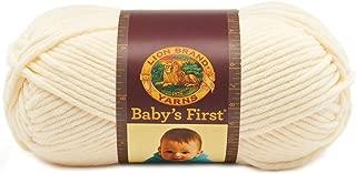 Lion Brand Yarn 925-099M Baby's First Yarn, Pixie Dust