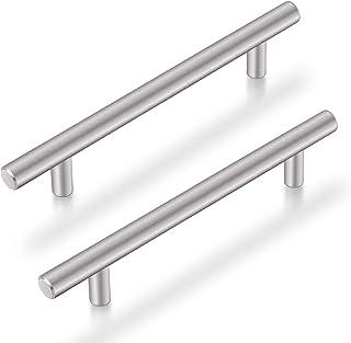 6 516/'/' pull handle cabinet cupboard wardrobe kitchen dresser door hardware. 6.3 in 160 mm hand forged drawer pull #4 wrought iron