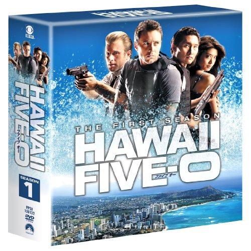 Hawaii Five-0 シーズン1(12枚組) [DVD]