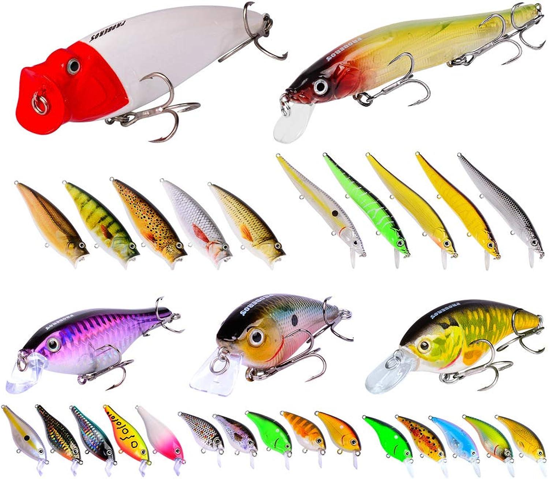 HULEI 30 Fischkder Straenkder Kdersatz Ca. 725 Gramm Bionic Lure Fishing Bait