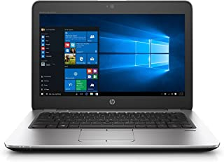 HP EliteBook 725 G4 Light Weight Business Laptop, AMD Quad Core A12 CPU, 8GB DDR4 RAM, 500GB SATA Hard, 12.5 inch Full HD ...