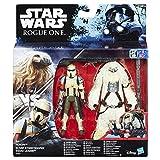 Star Wars Rogue One Scarif Stormtrooper et Moroff Deluxe Lot Figure