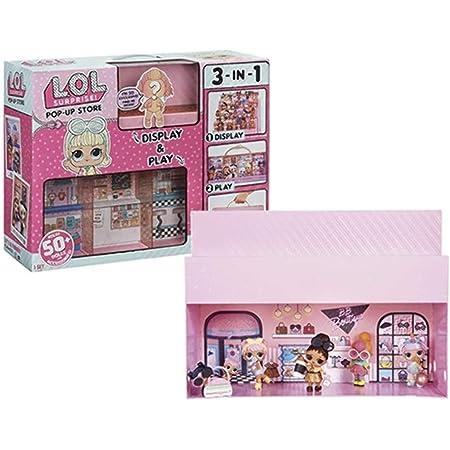 Giochi Preziosi - L.O.L. Surprise Pop-Up Store, Playset 3 in 1, LLU42001