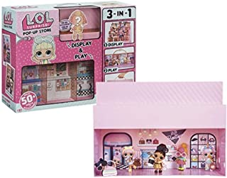LOL Surprise -  Pop Up Store Playset con Muñeca Exclusiva (