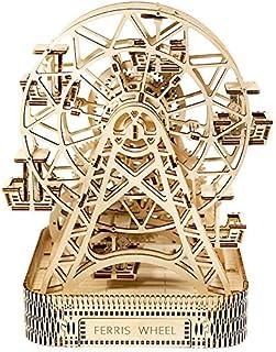 木製機械モデル観覧車
