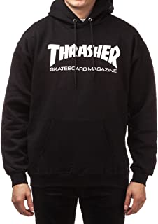 Thrasher Skate Mag Hoodie - Black