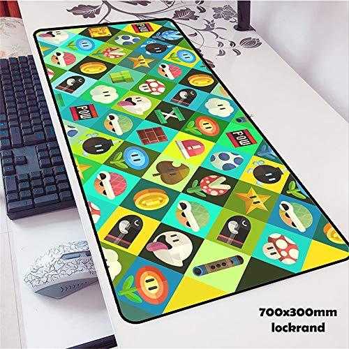 Spiel mauspad Gummi Spiel pad Desktop Computer pad 4 900x300x2