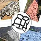 WOVTE Walk Maker Concrete Stepping Stone Mould