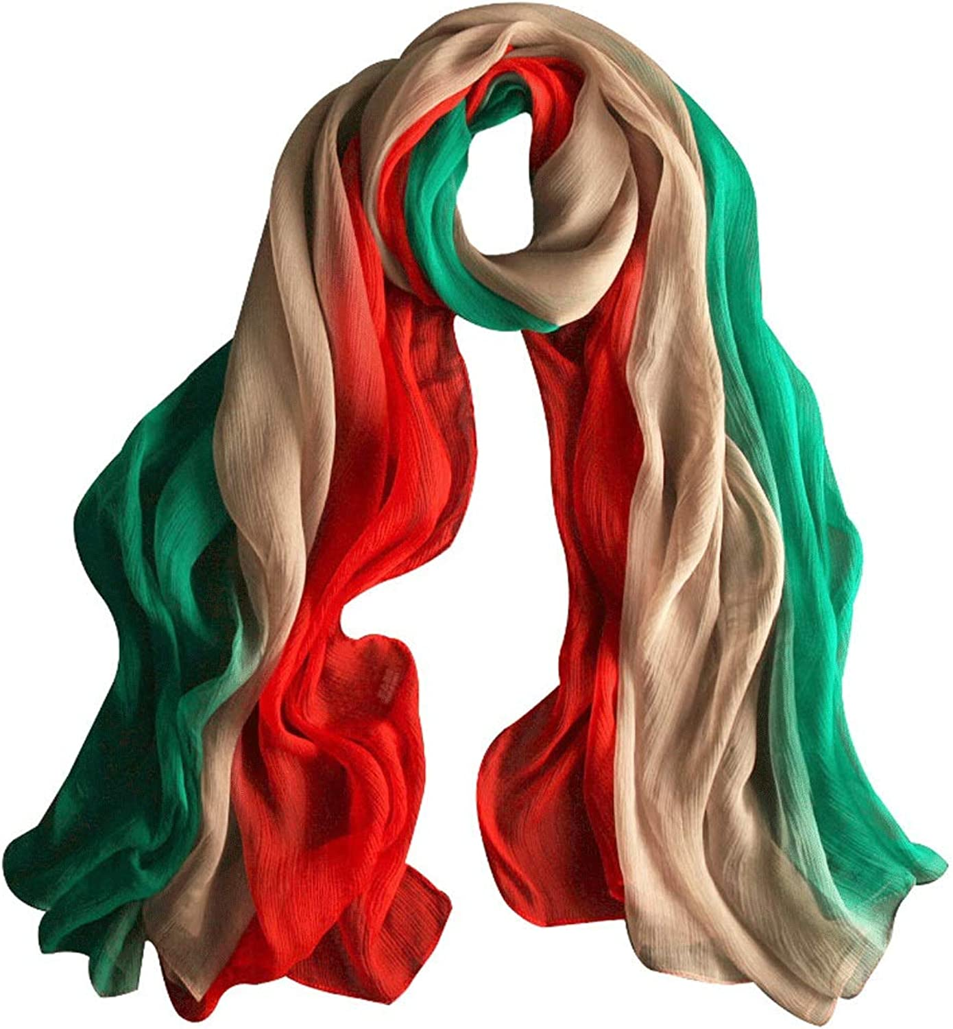 Scarves & Wraps Ladies' Scarves, sunscreens, Beach Towels Scarves & Wraps (color   Multicolord, Size   180  110cm)