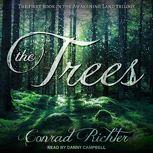 The Trees audiobook cover art