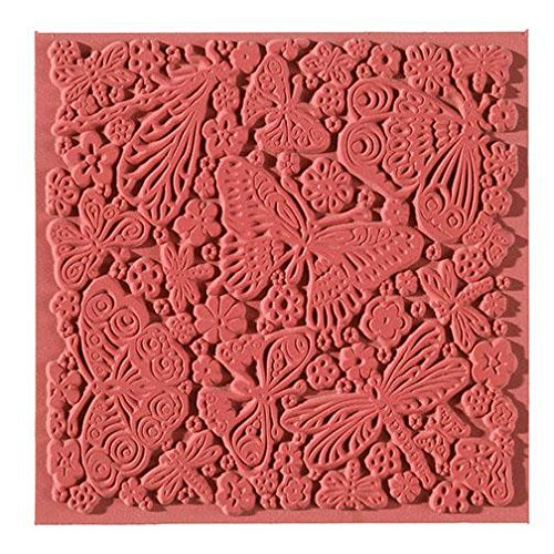 efco Texturmatte, Naturkautschuk, braun, 9 x 9 x 0,3 cm