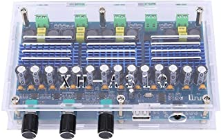 Belissy Digital Amplifier Board 4 kanalen Double Stereo XH-A310 met Tuning for Bluetooth