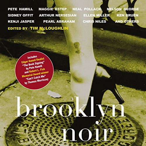 Brooklyn Noir audiobook cover art
