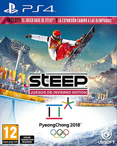 Steep - Olympics Edition