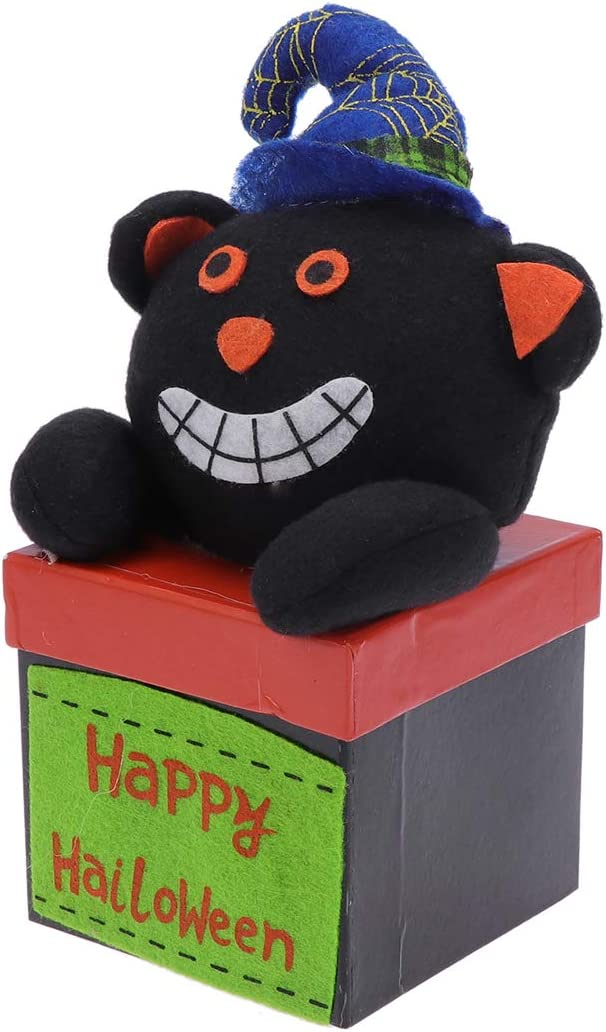 DOITOOL Halloween Portable Cake Boxes Packing Limited price sale Fashion Biscuits Baking Bo