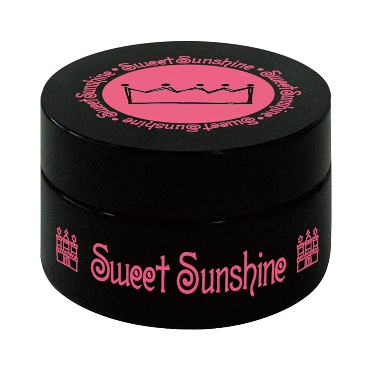 天文学嵐が丘署名Sweet Sunshine カラージェル 4g MON- 6 シトロンミスト マット UV/LED対応