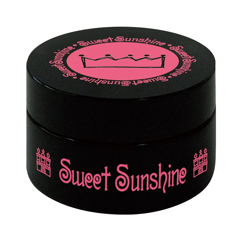 一緒に対象エキスSweet Sunshine カラージェル 4g BSC- 1 ラブイズスウィート パール UV/LED対応タイオウ