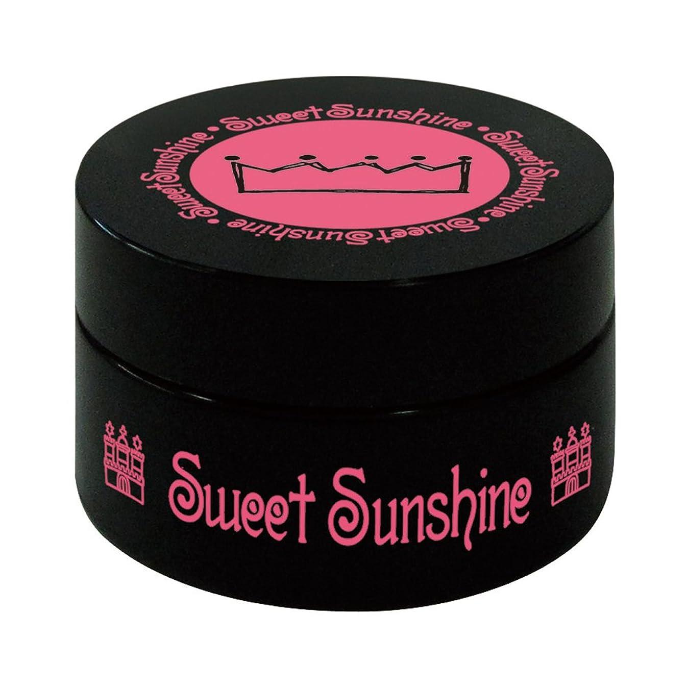するだろう瞳ジョグ最速硬化LED対応 Sweet Sunshine スィート サンシャイン カラージェル SC-21 4g ベージュ
