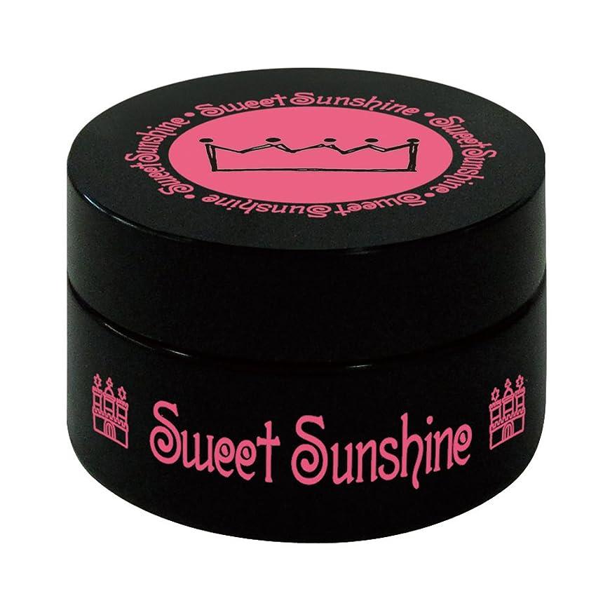 配当教育学自動Sweet Sunshine カラージェル 4g FSC-15 グラスグリーン メタリック UV/LED対応
