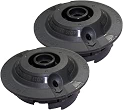 Ryobi RY28000 Trimmer Replacement (2 Pack) Fixed Line Dual Spool # 310734002-2pk