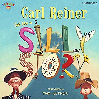 Tell Me a Silly Story audiobook cover art