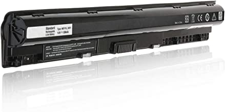 M5Y1K Laptop Battery for Dell inspiron 14-3000 14-5000 15-3000 15-5000 Series 3451 3458 3551 3552 3558 5451 5455 5552 5555 5558 5566 3565 3567 Fit K185W WKRJ2 VN3N0 HD4J0[14.8V 2800mAh 40Wh]