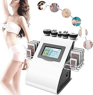 RF cavitatie echografie schoonheid machine, 5 in 1 ultrasone vet cellulitis verwijdering stimulator apparaat voor vetverbr...
