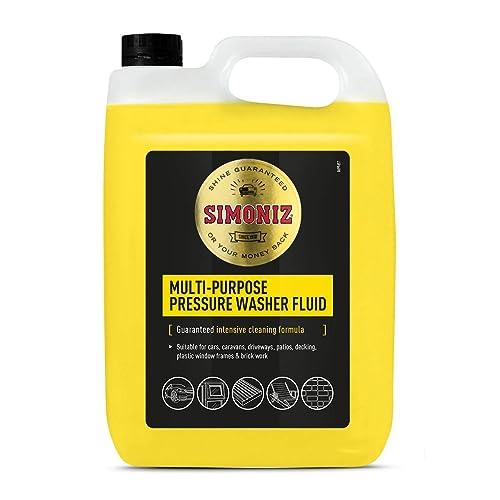 Simoniz Multi-Use Pressure Washer Fluid 5lt