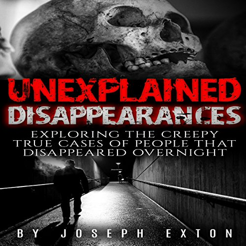 Unexplained Disappearances  By  cover art