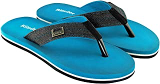 Blinder Mens Fabrication Cushion Comfortable Slipon Flip-Flop Slipper