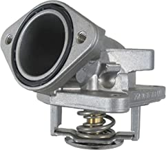 Stant 50068 Engine Coolant Thermostat with Water Outlet Housing for select Freightliner Trucks