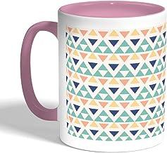 Traditional Ramadan decoration Printed Coffee Mug, Pink Color