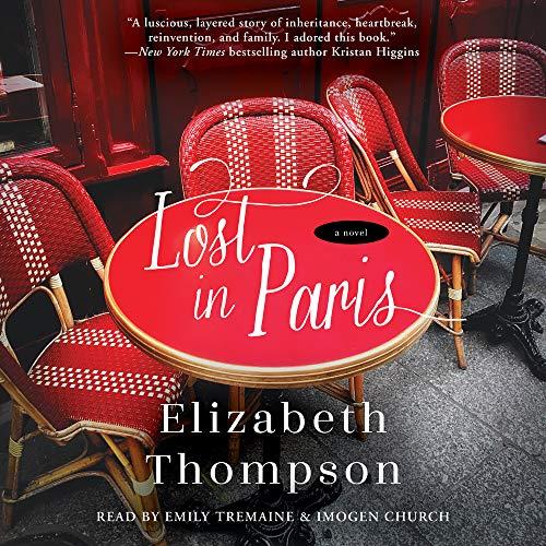 Lost in Paris cover art
