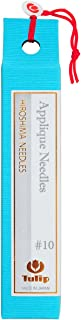 Sewline THN-008E Tulip Applique Needles (6 Pack), Size 10