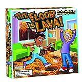 Brettspiel Spiel, Spaß Geschicklichkeitsspiel für Kinder und Erwachsene, Innovatives Volcano Lava Partyspiel, Familienspiel Fördert Körperliche Aktivität