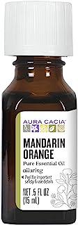 Aura Cacia: Pure Botanical Essence, Mandarin Orange 0.5