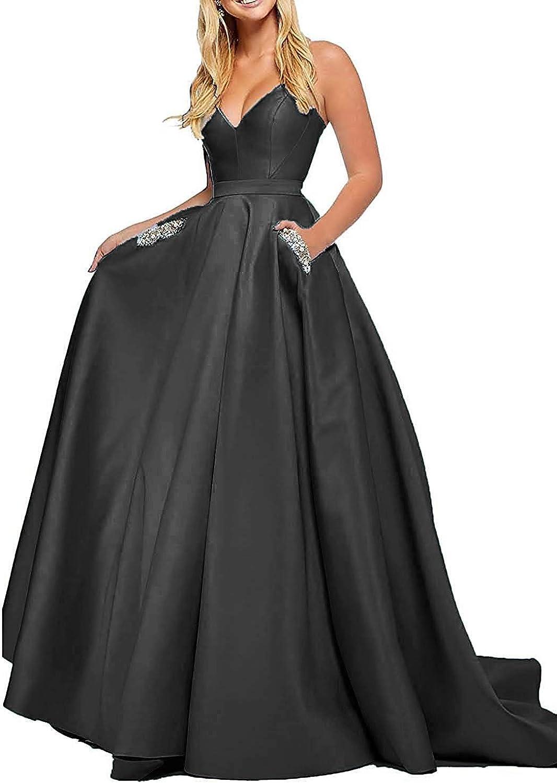 Liangjinsmkj Women's Lace Appliques Long Sleeves Illusion Slit Evening Dress Formal Party Gown
