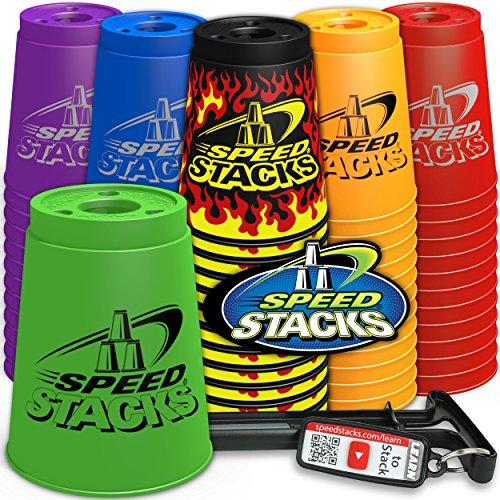 Speed Stacks Set - Cool Blue