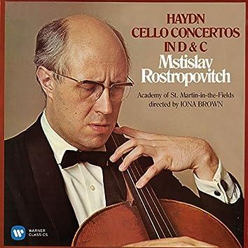 Haydn: Cello Concertos Nos 1 & 2