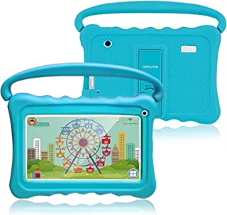 Tablet for Kids,Kids Tablet 7 Android 10 Kids Tablets for Toddlers 32GB Kids Pre-Installed Learning Toy Tablet IPS Eye Pro...