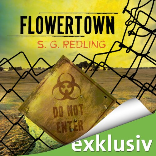 Flowertown audiobook cover art