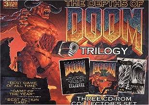 The Depths of Doom Trilogy (Ultimate Doom / Doom II / Master Levels for Doom II)