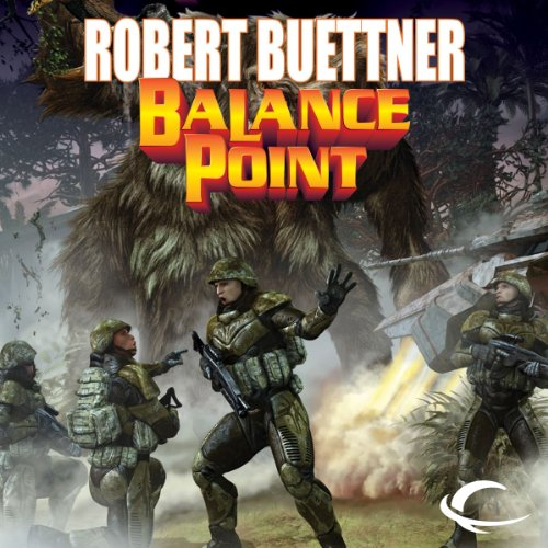 Balance Point audiobook cover art