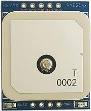 REYAX RY82530 10Hz GPS Glonass BeiDou Uart 3.3V eFuse Antenna Module Battery I2C