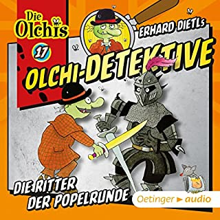 Die Ritter der Popelrunde cover art