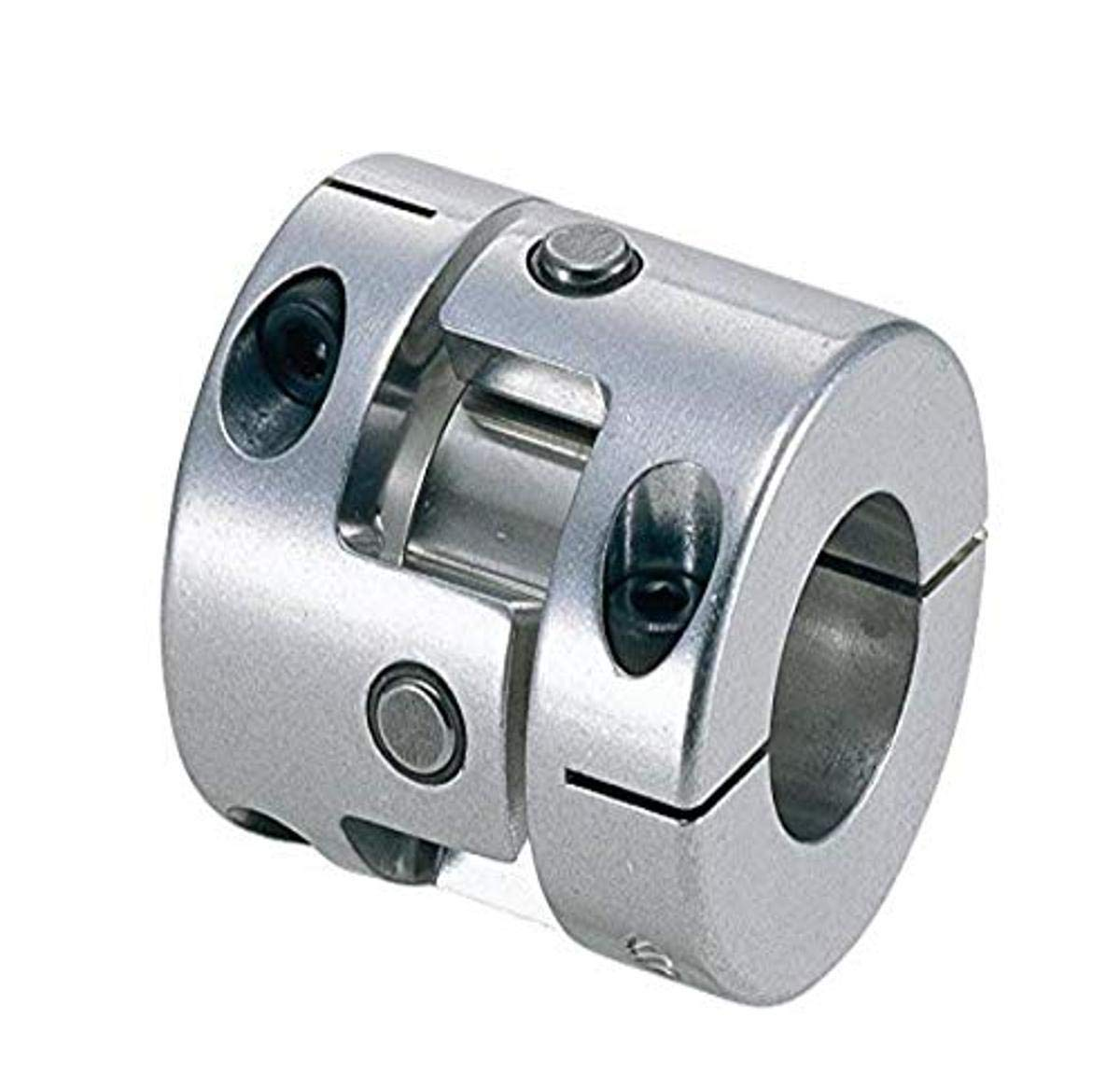 NBK XUT-35C-8-15 Cross Joint Flexible Type Free shipping anywhere in the nation Clamping B Charlotte Mall Coupling