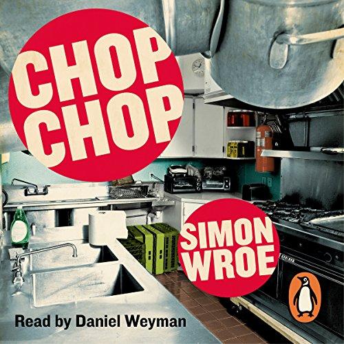 Chop Chop audiobook cover art