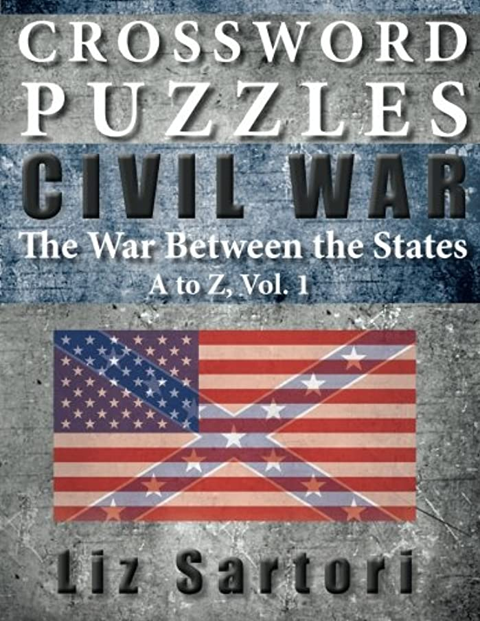 Crossword Puzzles: Civil War A to Z, Volume 1